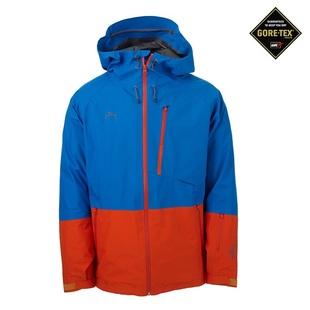 Mens Blizzard Jacket (Imperial Blue/Tangerine - 2013/2014)