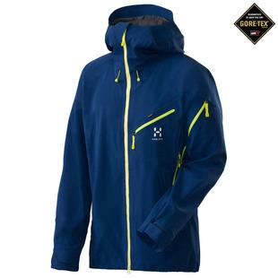 Mens Couloir Pro Jacket (Hurricane Blue)