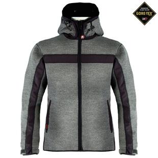 Mens Totten Jacket (Dark Charcoal/Grey)
