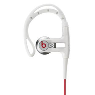 iPhone Powerbeats HD Headphones (White)