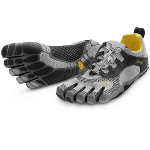 Mens Bikila LS Five Fingers (Grey/Black)