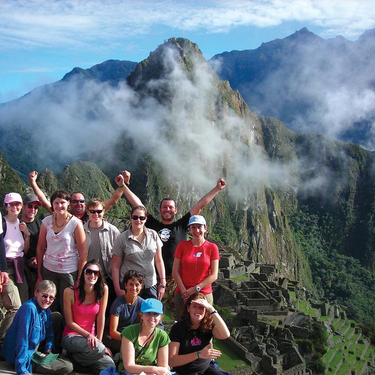 Inca Trail & Amazon
