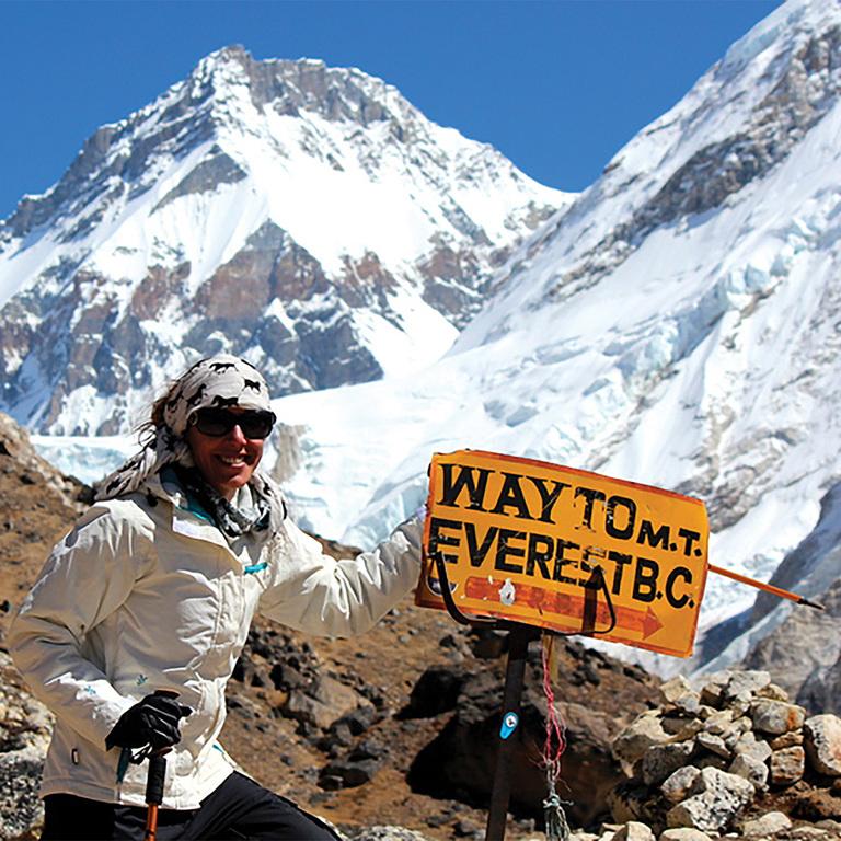 Annapurna & Everest