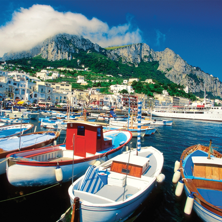 Sail Italy - Amalfi to Procida