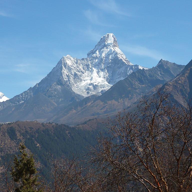 Mountains & Monasteries