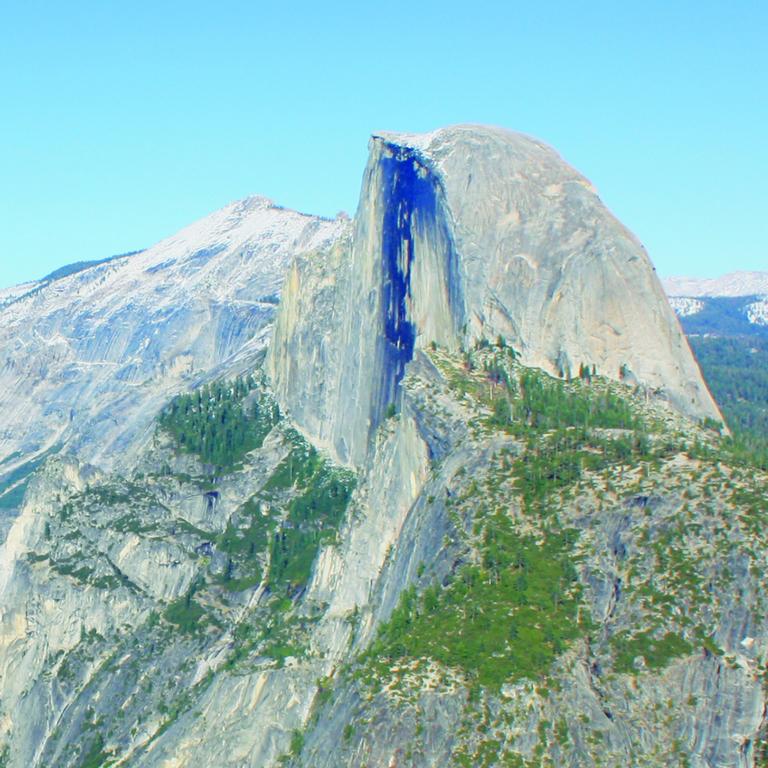 Yosemite and Tahoe