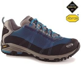Womens Glove Gtx Trail Walking Shoes Blue