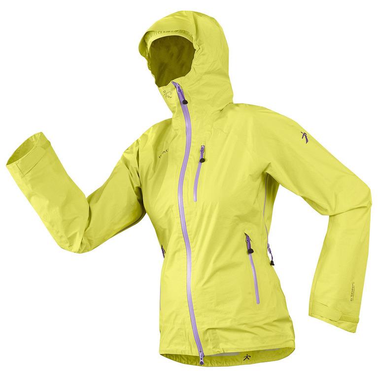 Womens R 1 Tech Jacket (Citron)