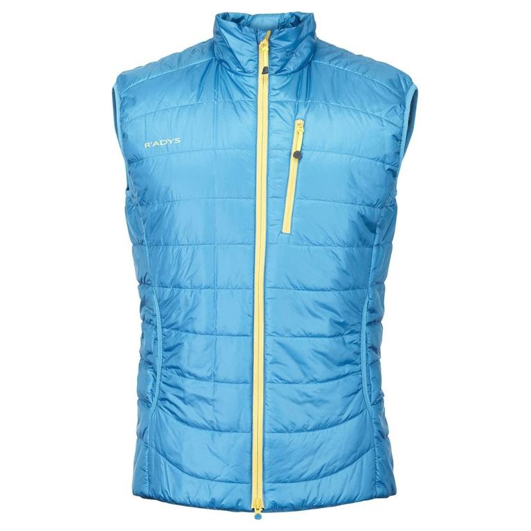 Mens R5 X-Light Gilet (Petrol)