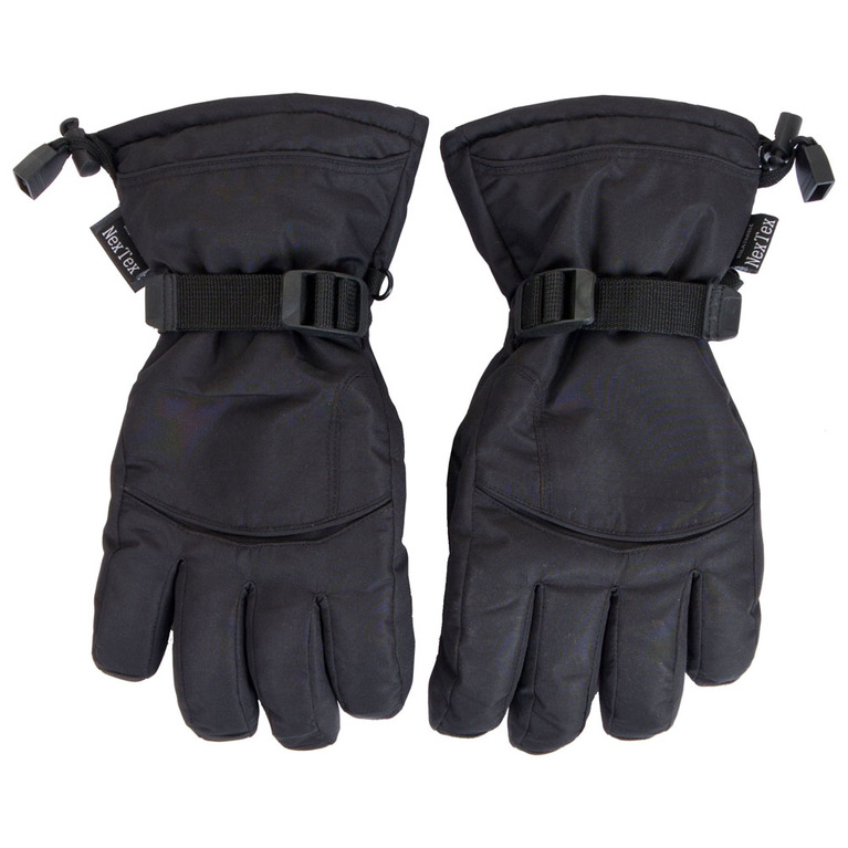 Are Waterproof Gloves With Thinsulate (Black)