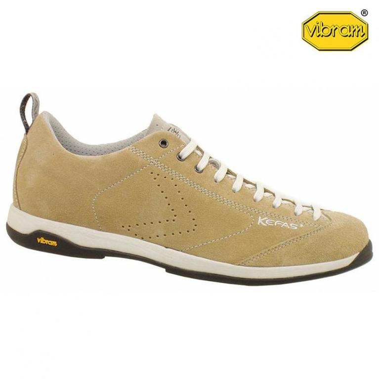 Mens Globelite Shoes (Cappuccino)