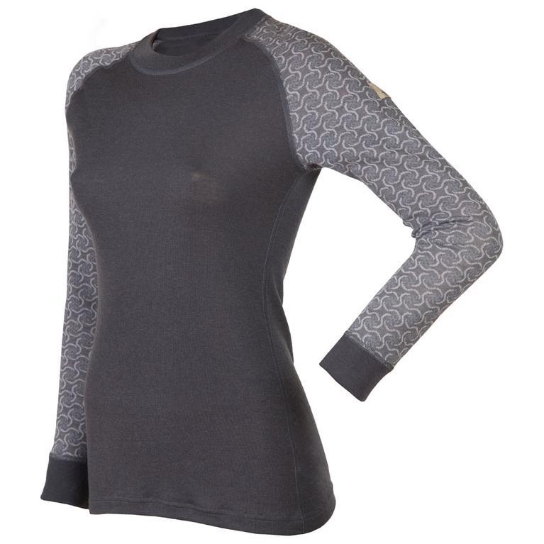 Designwool Long Sleeve Top (Grey)