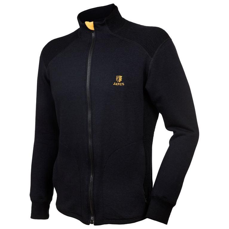 Mens Designwool Jacket (Black)