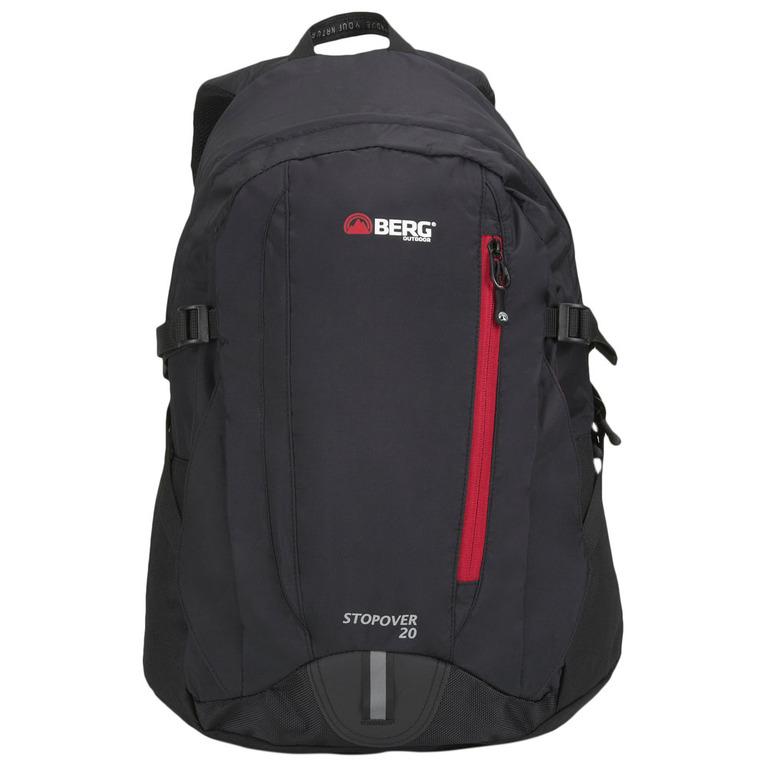 Stopover 20L Backpack (Black)