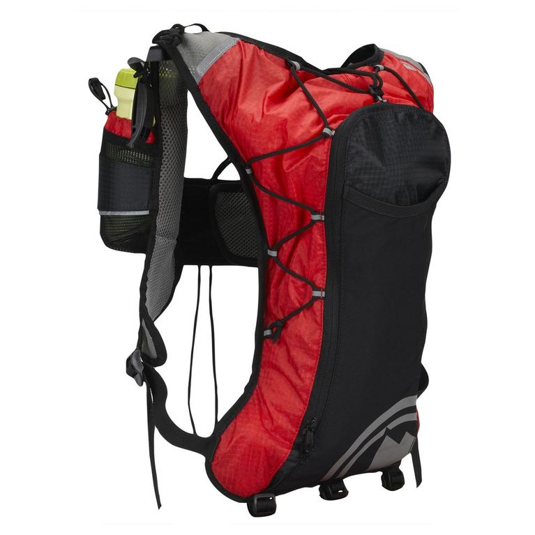 Lynx 10+5L Backpack (Red)