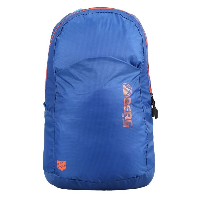 Sports 15L Foldable Backpack (Blue)