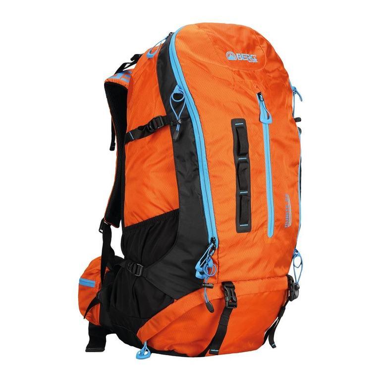 Dunite 25L Rucksack (Orange)