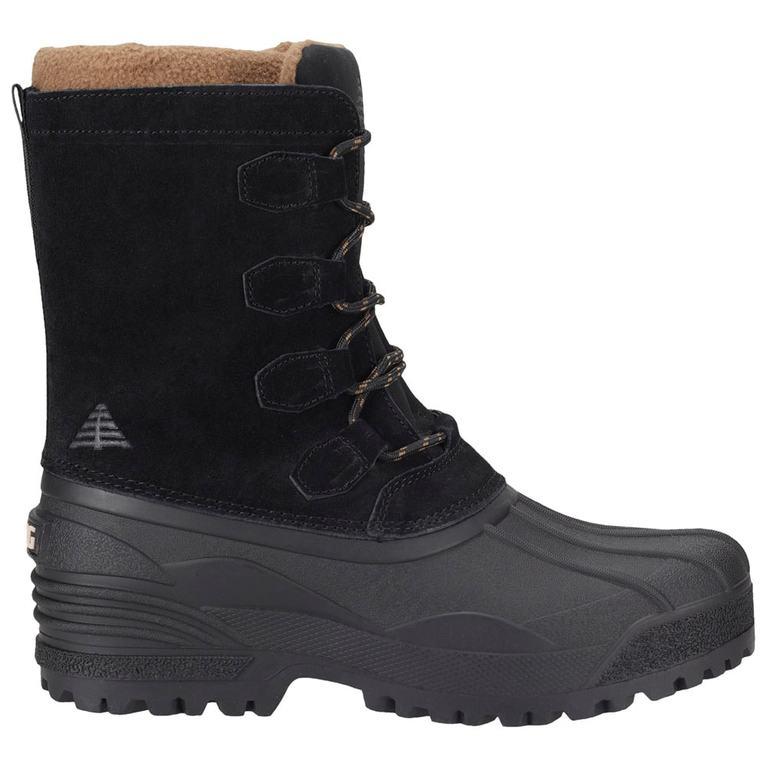 Mens Stork Boots (Black)