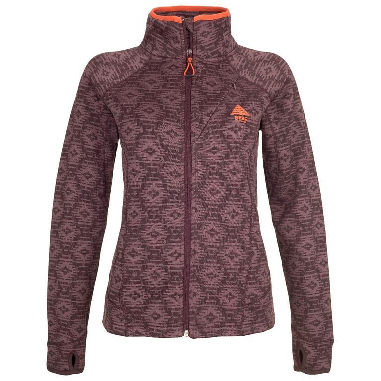 Womens Vignemale Fleece Jacket (Sassafras)