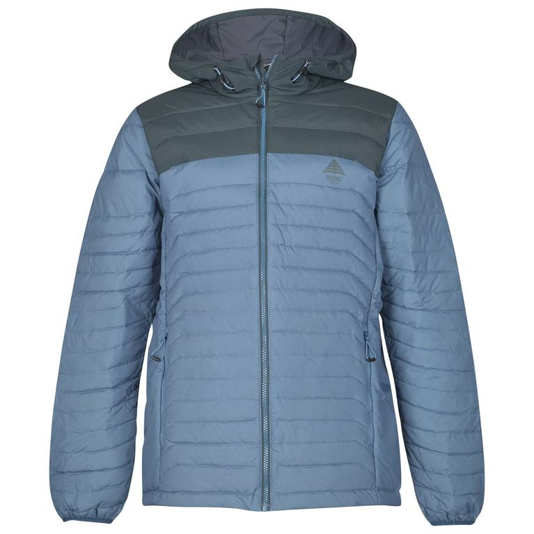 Mens Kalani Down Jacket (Blue Nights)