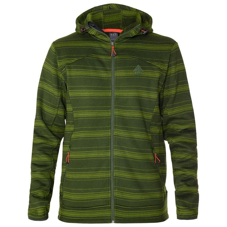 Mens Kerala Fleece Jacket (Kombu Green)