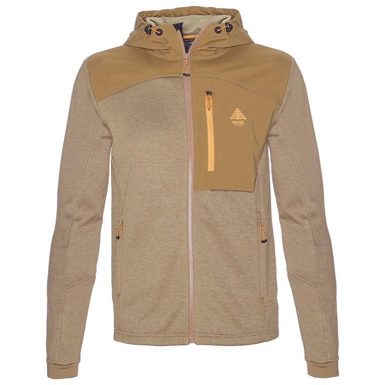 Mens Sirohi Fleece Jacket (Kangaroo)