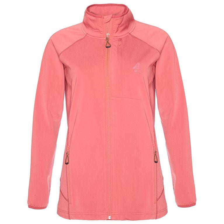 Womens Vignemale Fleece Jacket (Morganite)