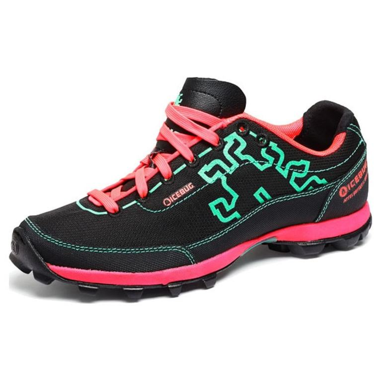 Womens Acceleritas OCR Limited Edition Shoes (Black/Turquoise)