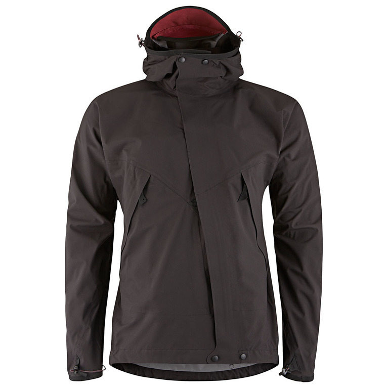 Mens Allgrön Jacket (Black)