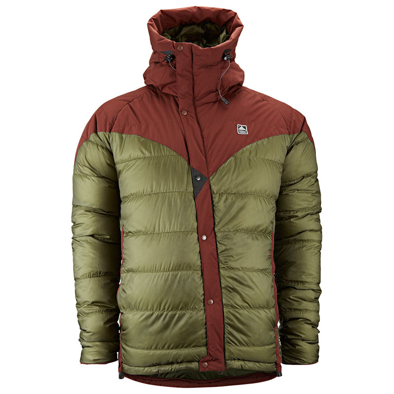 Mens Alte 2.0 Down Jacket (Burnt Lava)
