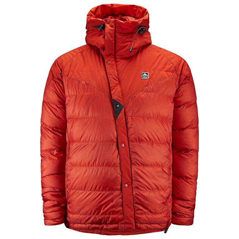 Mens Atle 2.0 Down Jacket (Redwood)