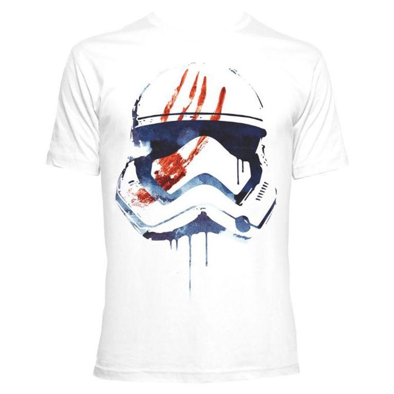 Mens Bloody Memories T-Shirt (White)