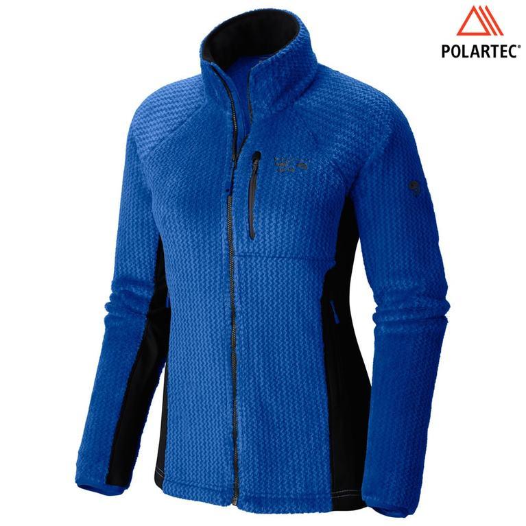 Womens Monkey Woman Pro Jacket (Bright Island Blue)