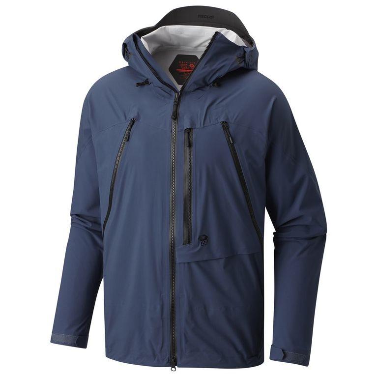 Mens CloudSeeker Jacket (Zinc)