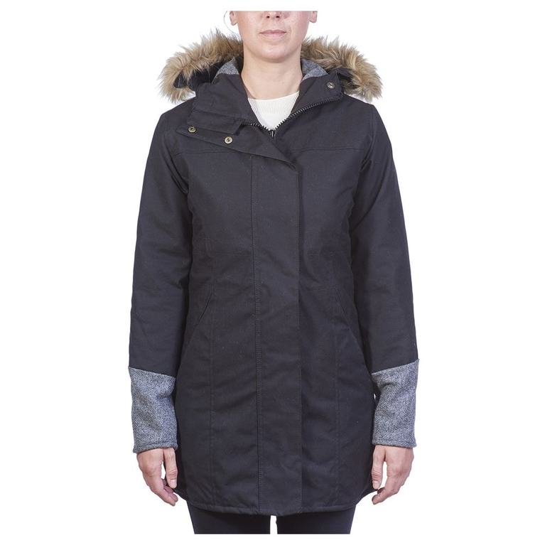 Womens Gumley Jacket (Black)