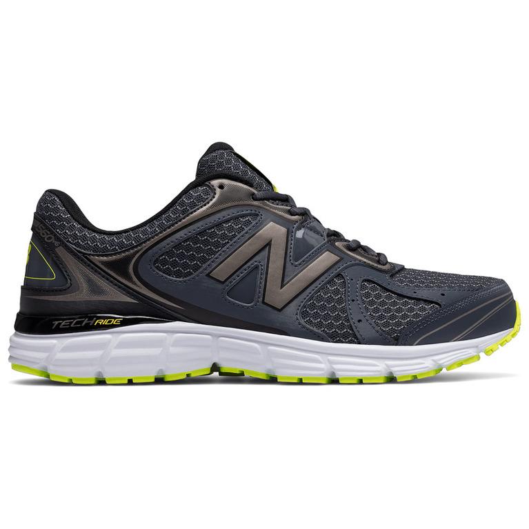 Mens 560 v6 Running Shoes (Dark Grey)