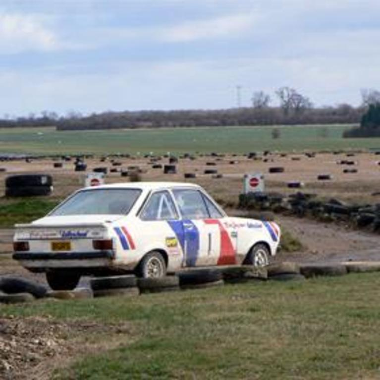Escort Rally Driving (Buckinghamshire - Half Day)
