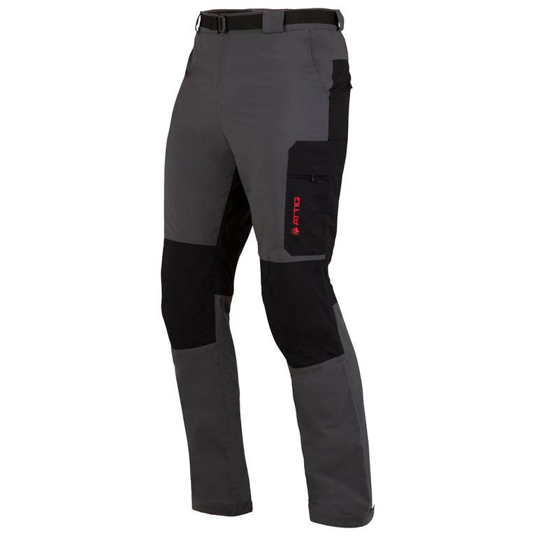 Mens Supplex Explorer Trousers (Black/Grey)