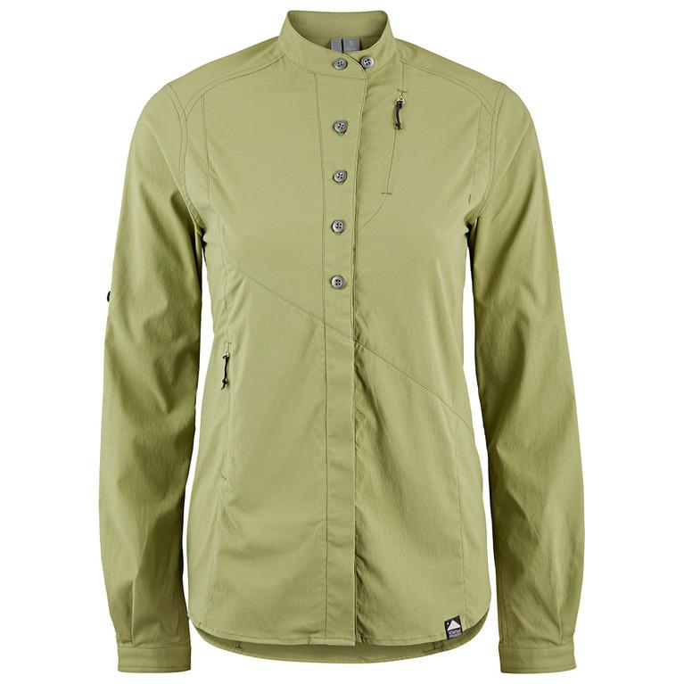 Womens Tyr Shirt (Sage Green)