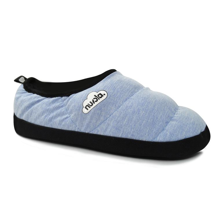 Marbled Slippers (Blue)