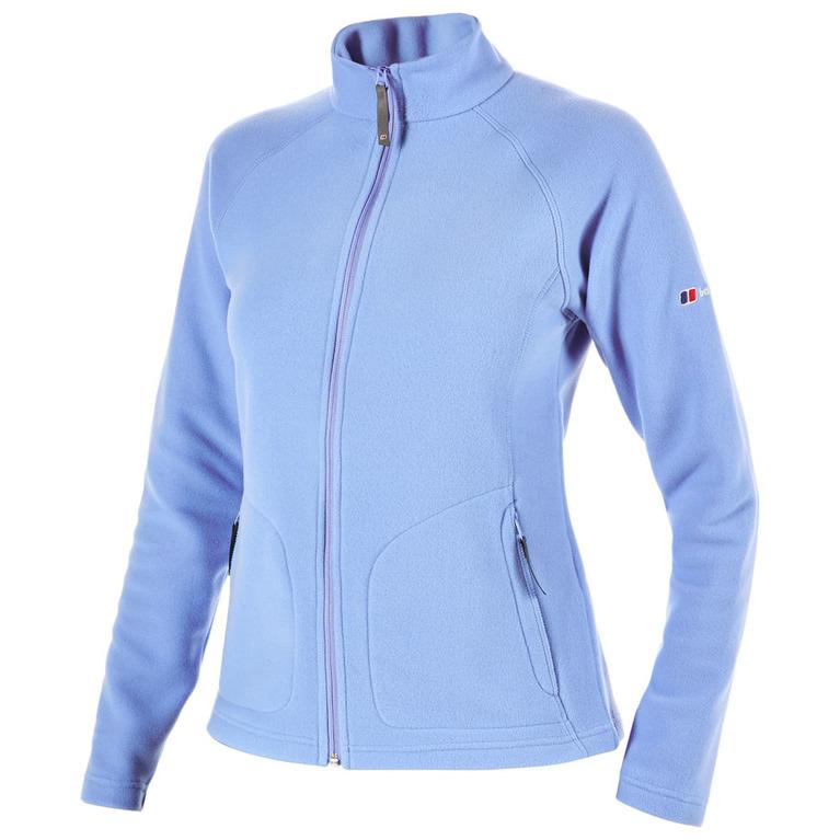 Berghaus Womens Arnside Fleece Jacket (Light Blue) | Sportpursuit ...