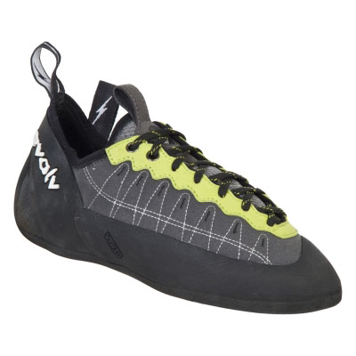 Defy All Round Climbing Shoes (Charcoal\/Lime)