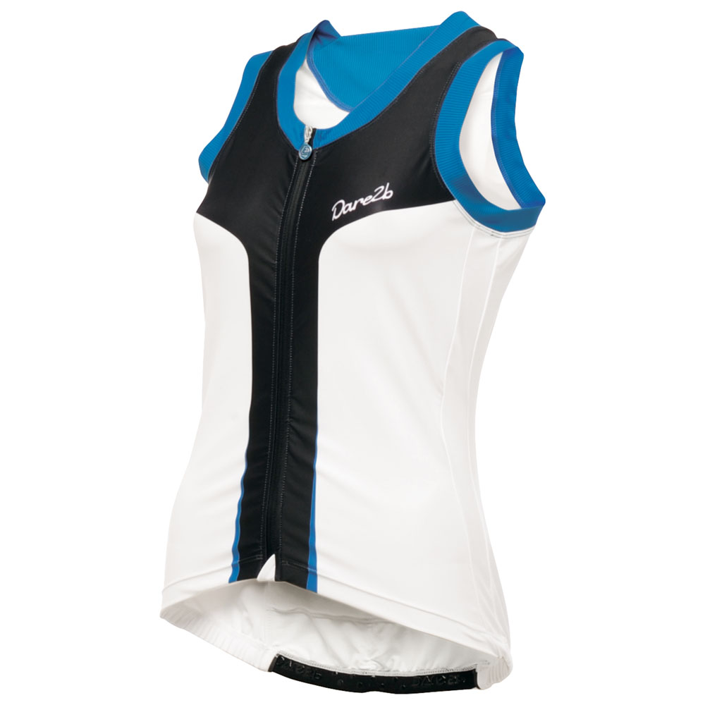 Womens AEP Roller Jersey (White)