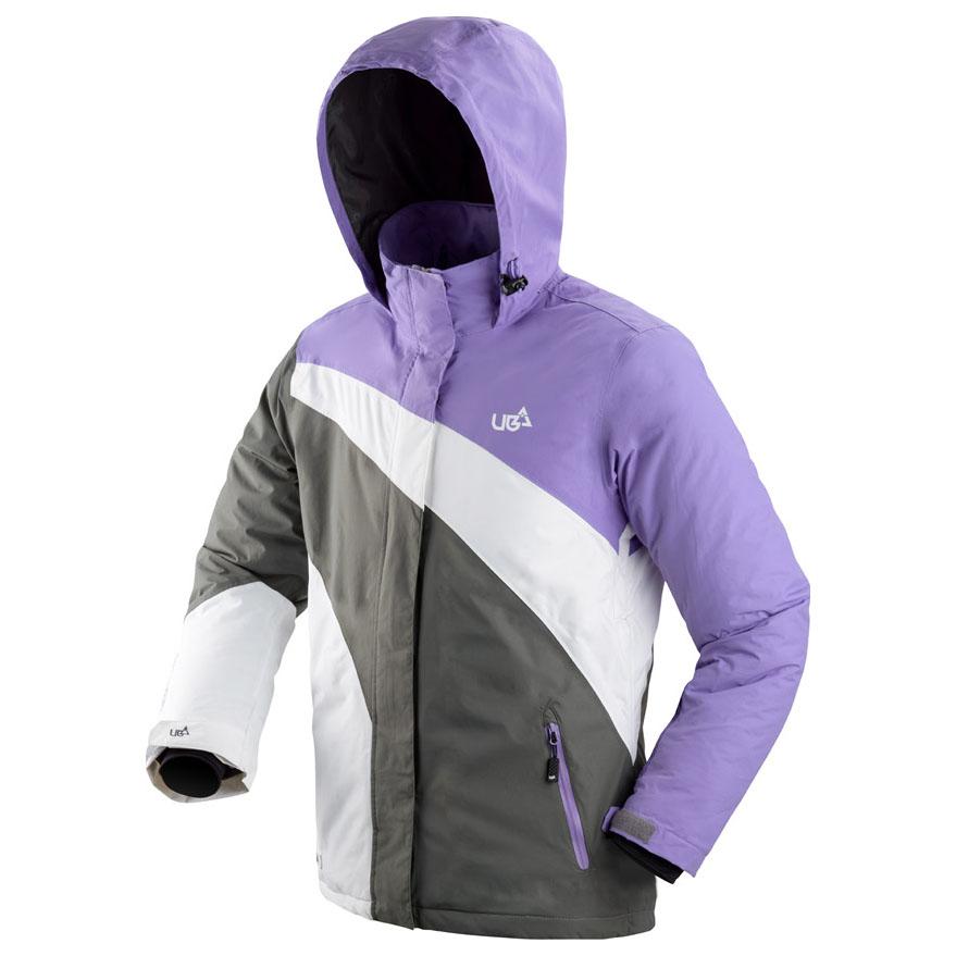 Womens Membrane Jacket (Purple)