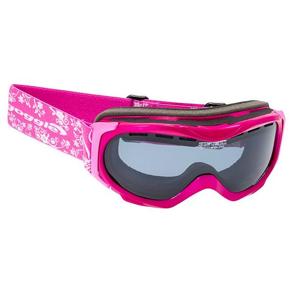 Prostaf H716-6 Goggles (Dark Pink/Smoke)