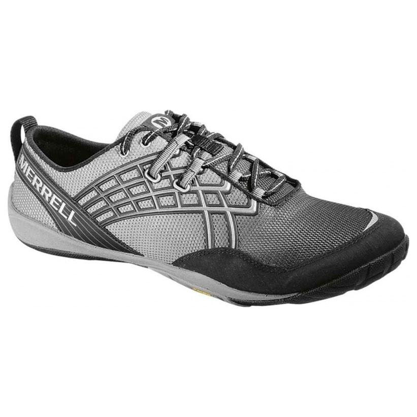 Mens Trail Glove 2 (Black/Silver)