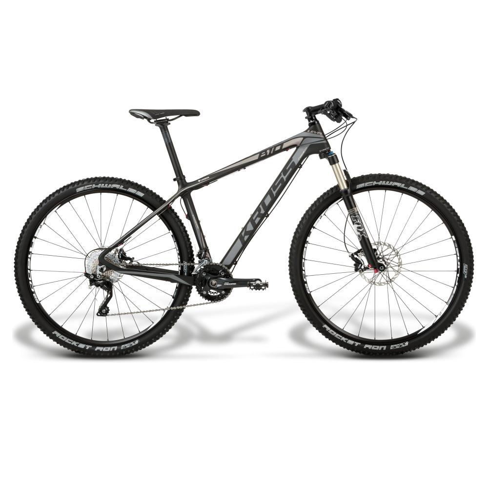 Level B10 29er Bike (Black/Platinum/Graphite Matt)