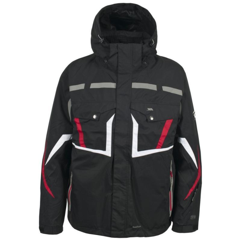 Mens Judye Ski Jacket (Black)