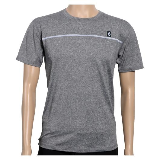 Mens Ride T-Shirt (Grey)
