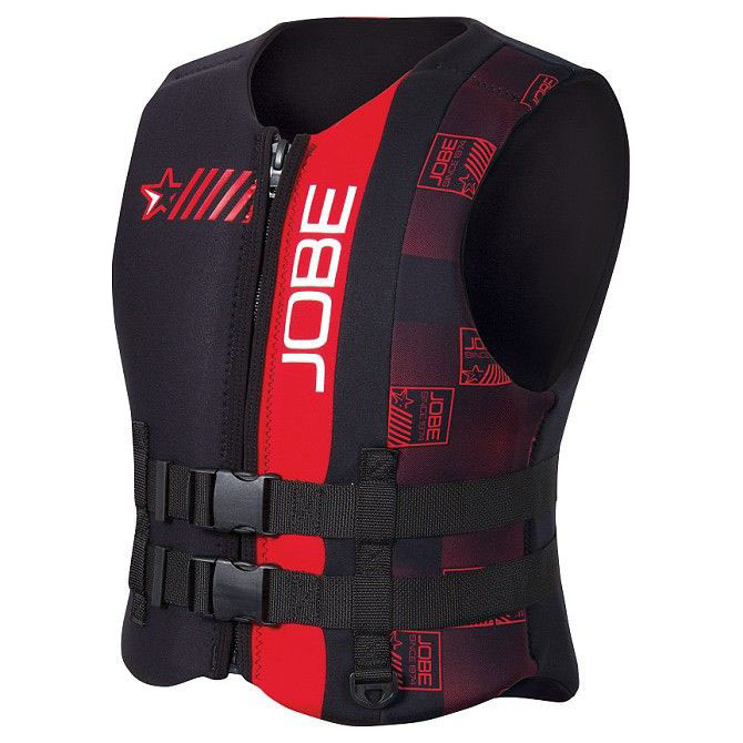 Mens Progress Neo Life Saver Vest (Red)